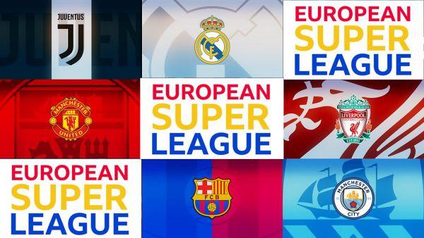 Офіційно. Топ-клуби створили футбольну Суперлігу